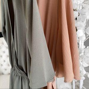 ekattire Pants & Jumpsuits - SICILY— in Warm Rose